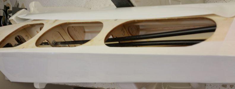Fuselage Bottom Covered